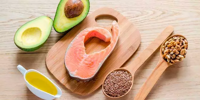 Fonti alimentari di Omega 3