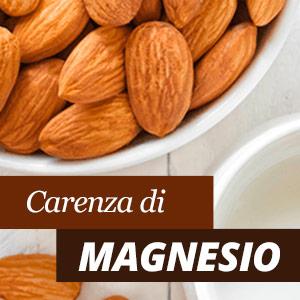 Deficit di magnesio