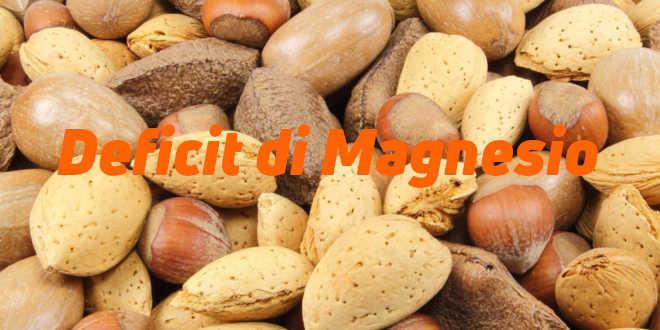 Perchè si produce la carenza di magnesio?
