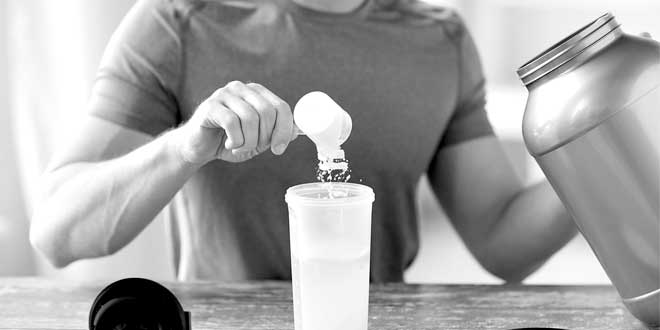 Preparare un frullato di proteine