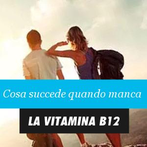 Sintomi della carenza di vitamina B12