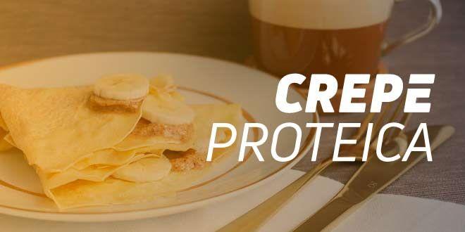 Ricetta crepe proteica