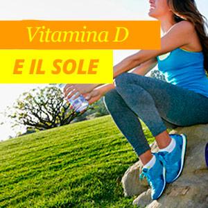 Prendere il sole e la vitamina D