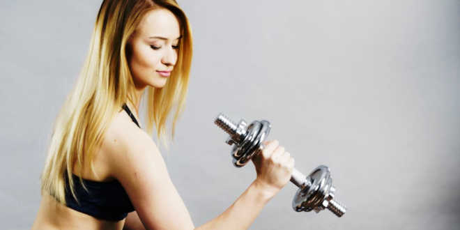 Cla e allenamento con pesi