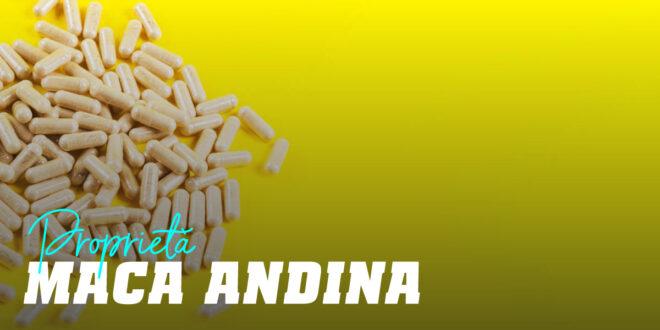 Maca Andina – Proprietà e Benefici, A Cosa Serve…