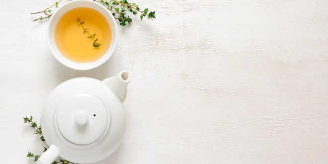 Tè verde antiossidante