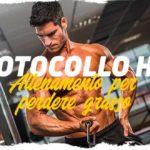 Protocollo HSN per perdere grasso