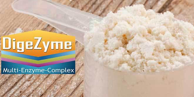 Proteine con DigeZyme