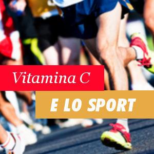 Vitamina C e lo sport