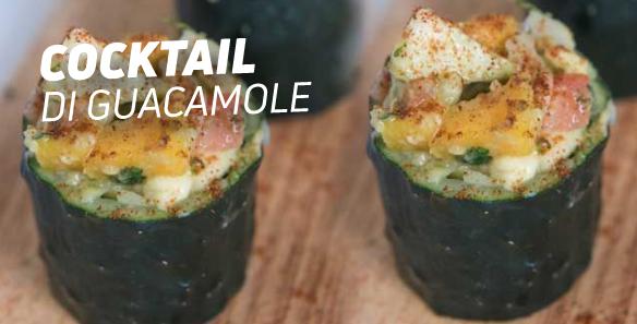 Cocktail di Guacamole