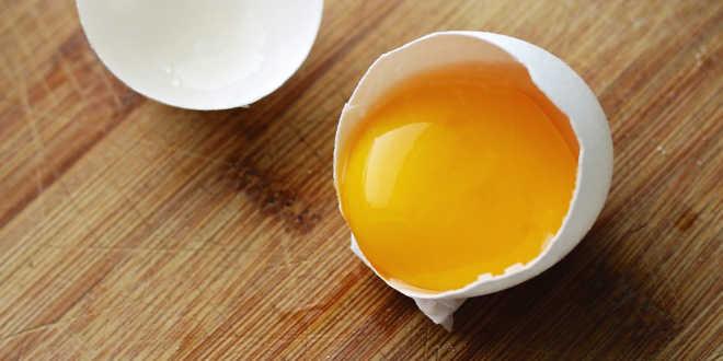 Tuorlo d'uovo per il benessere degli occhi
