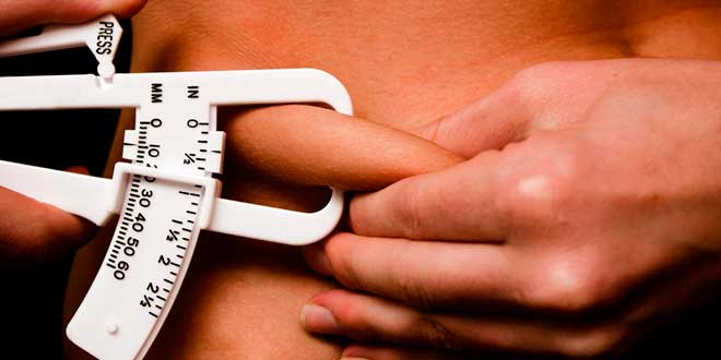 Come misurare il grasso corporeo