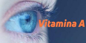 Vitamina A e i suoi benefici per la salute della vista