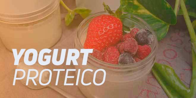 Yogurt Proteico Vegano