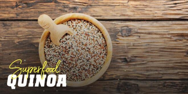 Quinoa: Cos'è, Proprietà, Benefici e Ricette