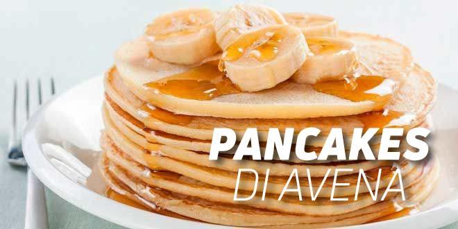 Ricette di Pancakes di avena