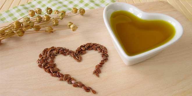 Proprietà dell'olio di lino