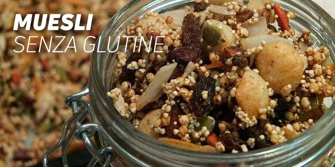 Muesli Senza Glutine