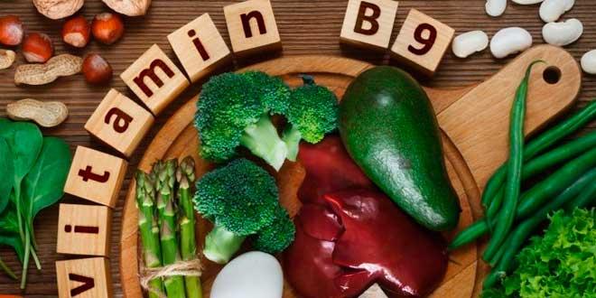 Alimenti che contengono acido folico