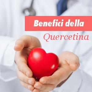 Benefici della quercetina