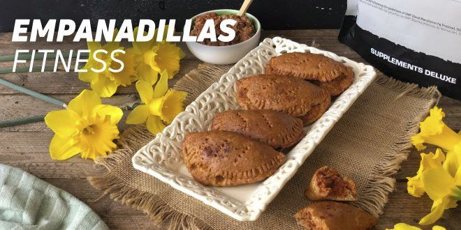 Empanadillas Fitness