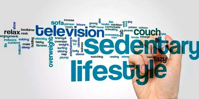Lo stile di vita sedentario causa diverse malattie