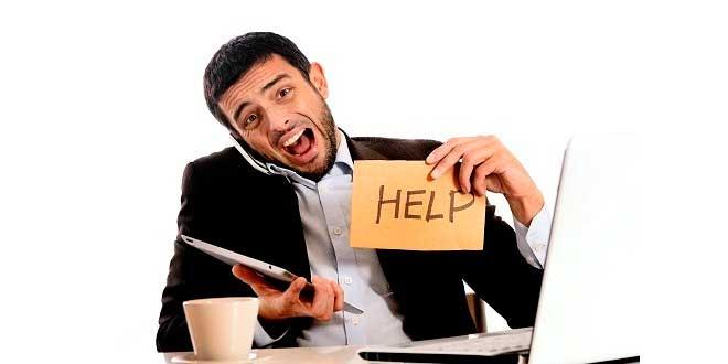 Aiuto contro lo stress
