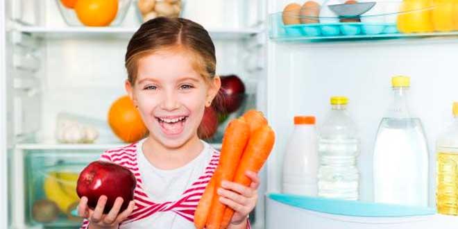 Particolare attenzione alla dieta dei più piccoli
