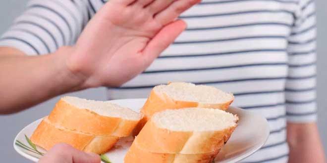 Evitare cibi come il pane