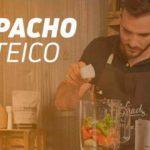 Gazpacho proteico di Saul Craviotto