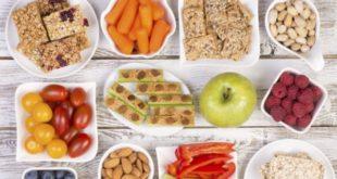 Snacks sazianti con meno di 200 calorie