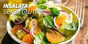 Insalata senza glutine