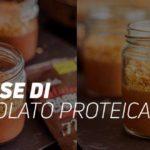 Ricetta di Mousse proteica al cioccolato