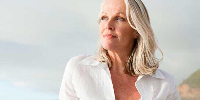 Per i sintomi della menopausa