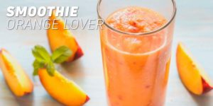 Smoothie orange lover