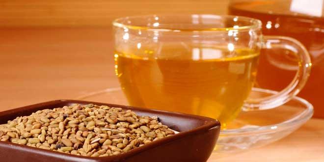 Tè con fieno greco