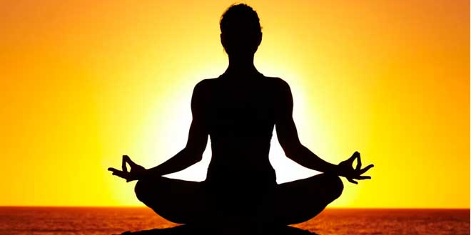 yoga concentrazione