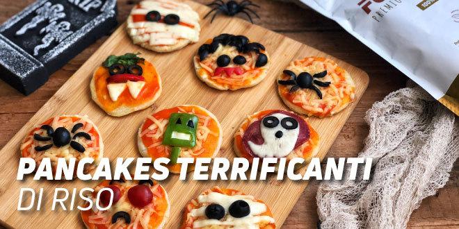 Pancakes Terrificanti di Riso