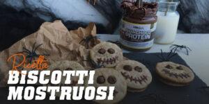 Ricetta biscotti monstruosi