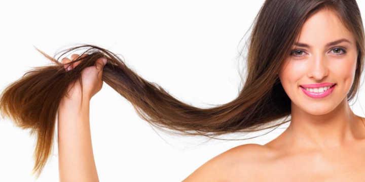 rosa mosqueta per i capelli