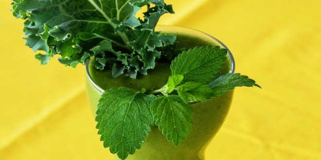 succo di kale