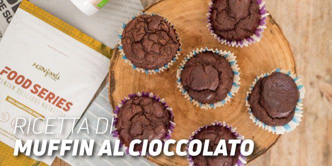 Muffins al Cioccolato per la tua Colazione!