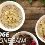 porridge avena aromatizzata