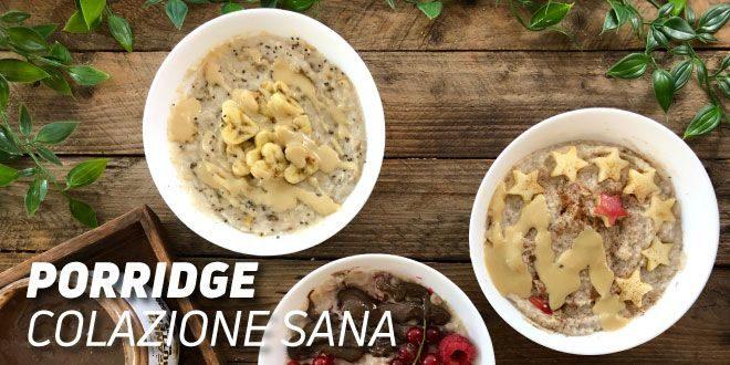 Porridge d'Avena Aromatizzato