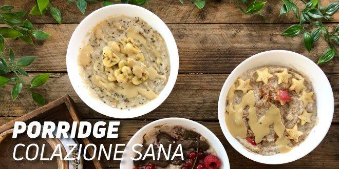 Porridge d'Avena Aromatizzata