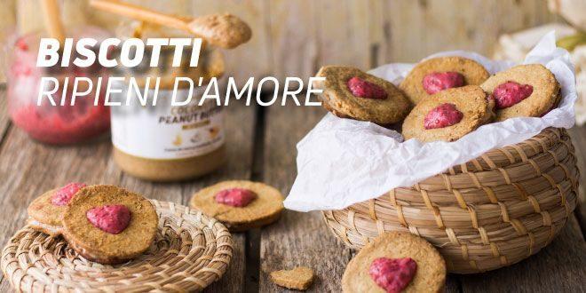 Biscotti Ripieni d'Amore