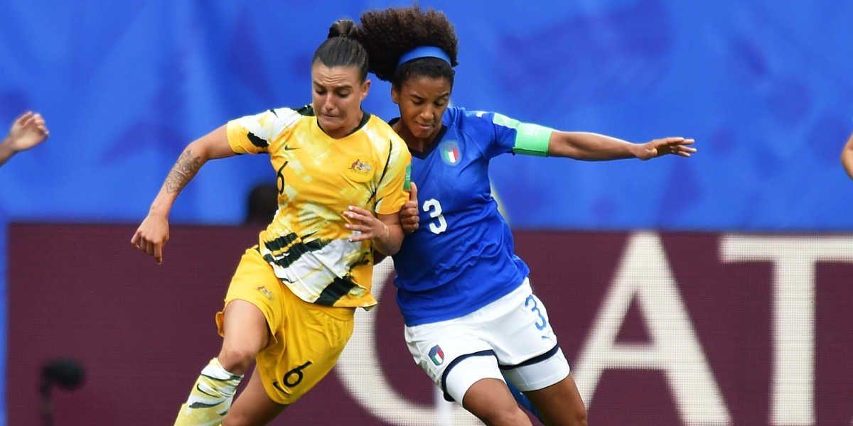 calcio femminile nazionale
