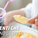 7 alimenti che rovinano la dieta