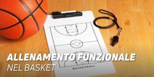 allenamento funzionale basket