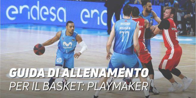 Guida d'Allenamento di Basket per Posizione: Playmaker
